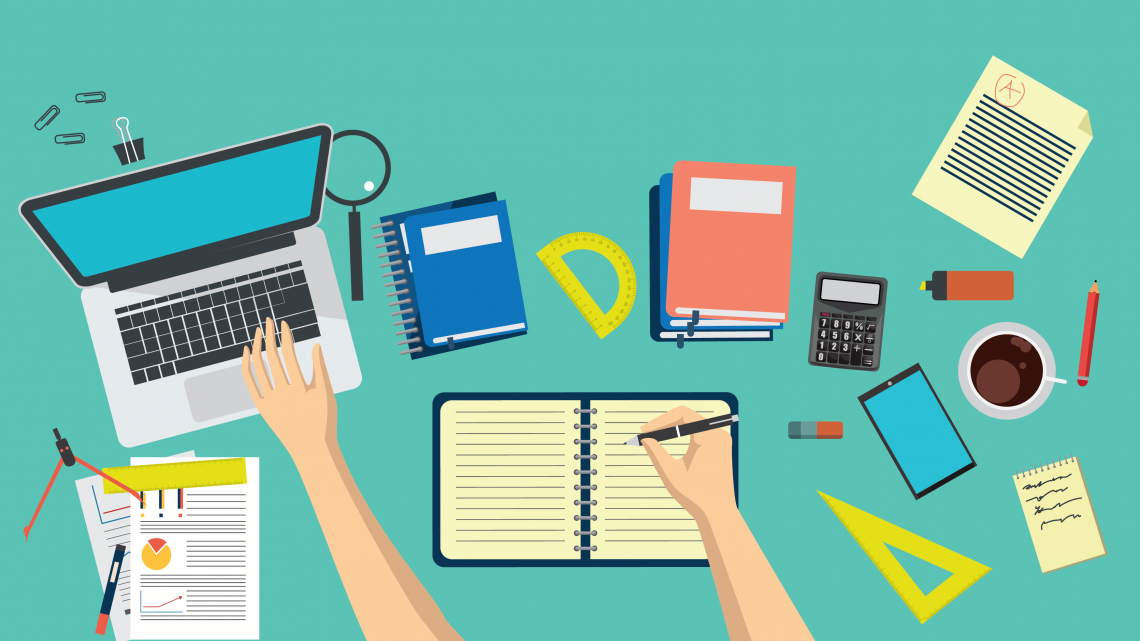 4 tips om de deadline van je scriptie te halen